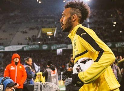 Aubameyang Borussia Dortmund mercato
