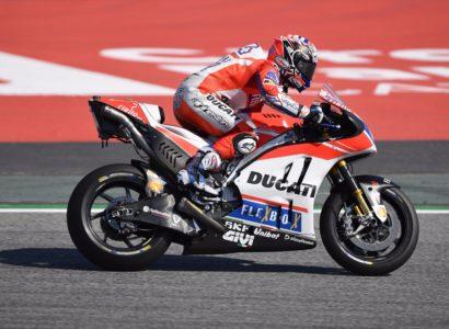 Dovizioso MotoGP Gp Catalogna 2017