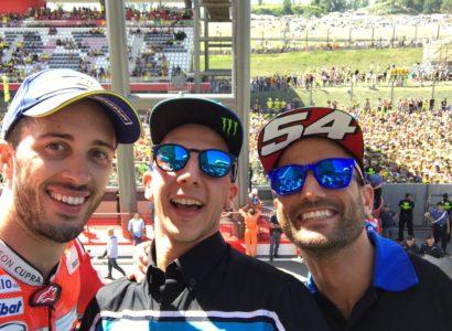 Dovizioso Pasini Migno Mugello MotoGP 2017