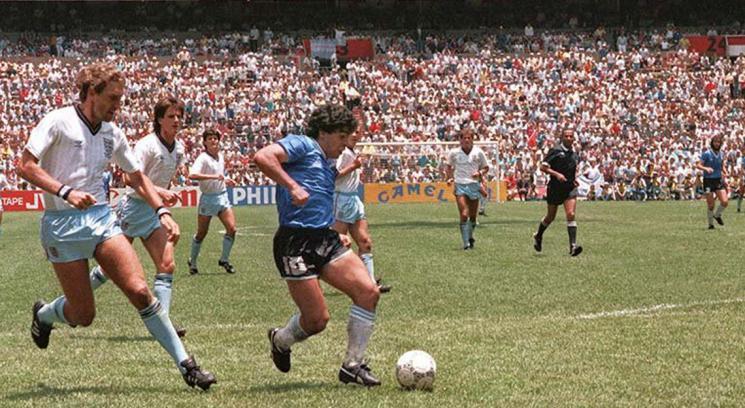 maradona gol argentina inghilterra