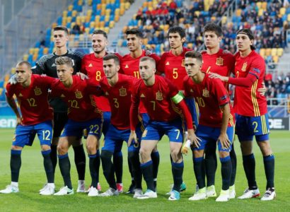 Spagna Under 21 Europei Under 21 Polonia 2017