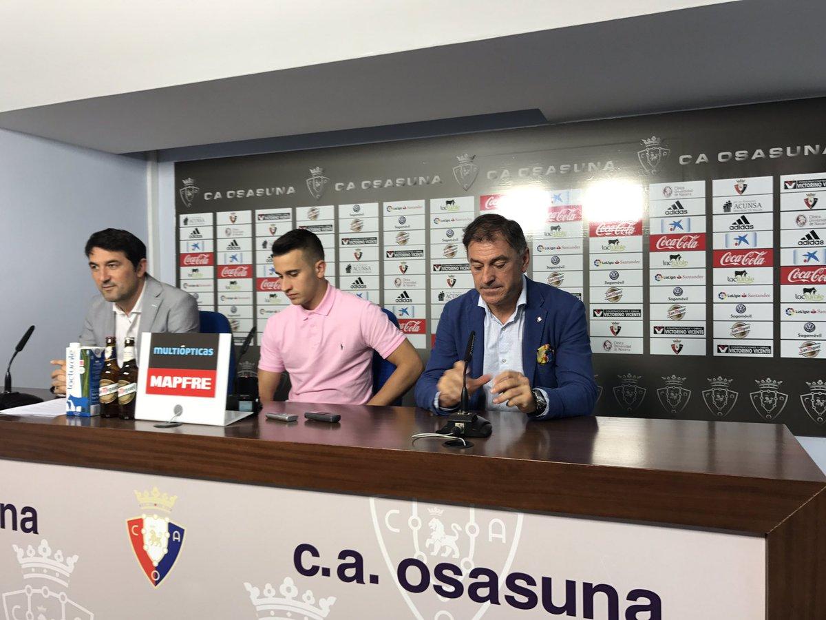 Berenguer Osasuna