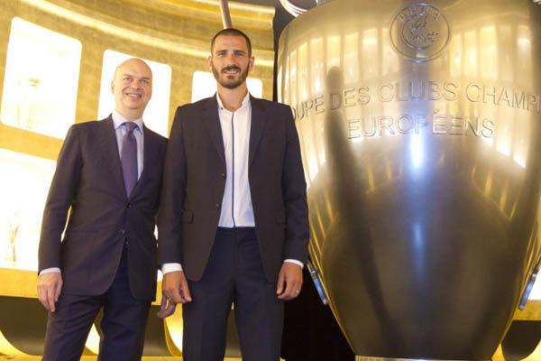 Calciomercato Juventus-Milan, Leo Bonucci con Fassone