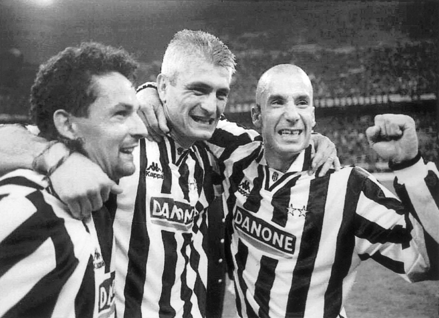 Ravanelli Juventus