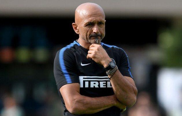 Spalletti, allenatore dell'Inter