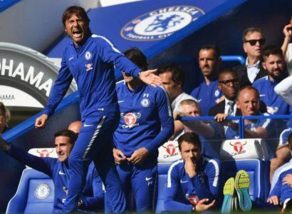 Conte, Chelsea Burnley