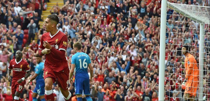 Liverpool-Arsenal Premier League