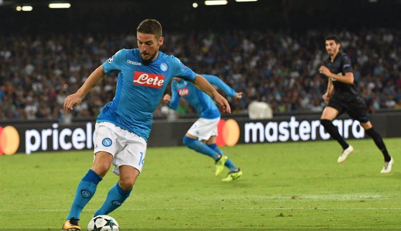 Napoli Nizza Champions League