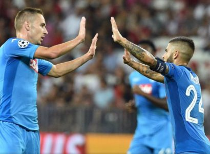 Nizza-Napoli Champions