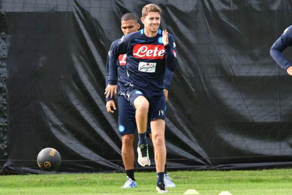 Jorge Luiz Frelio Filho detto Jorginho - Fonte: SSC Napoli Official
