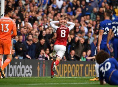 Chelsea-Arsenal Ramsey