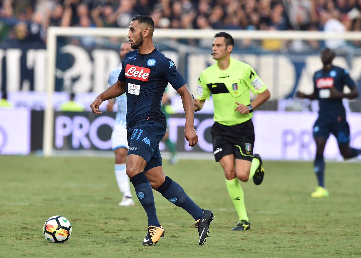 Ghoulam Spal-Napoli