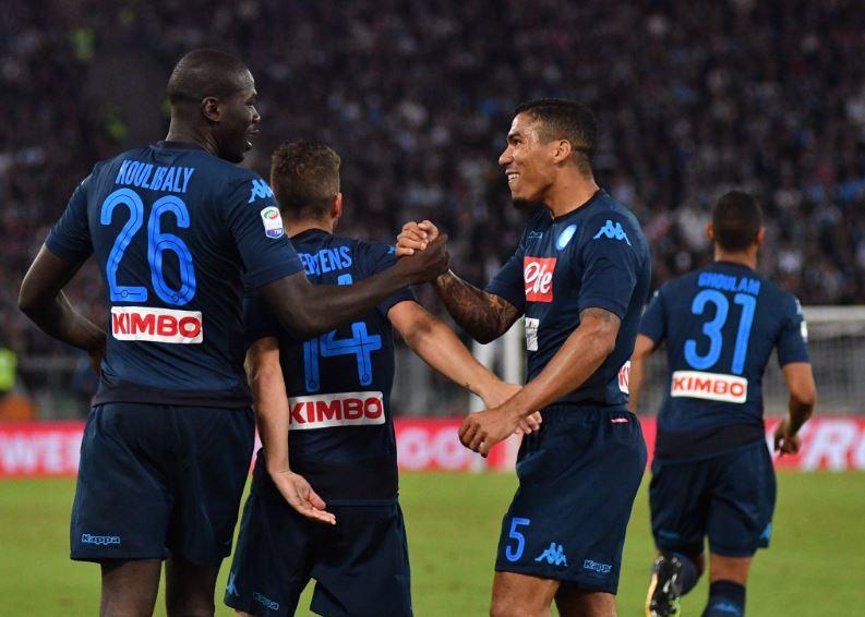 Lazio-Napoli tabellino pagelle