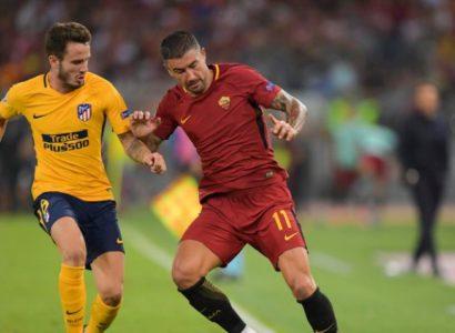 Roma-Atletico Madrid tabellino pagelle