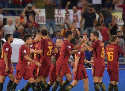 Roma-Atletico Madrid formazioni