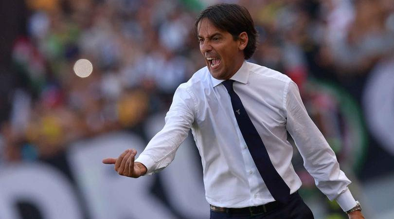 Inzaghi Lazio Steaua Bucarest Europa League
