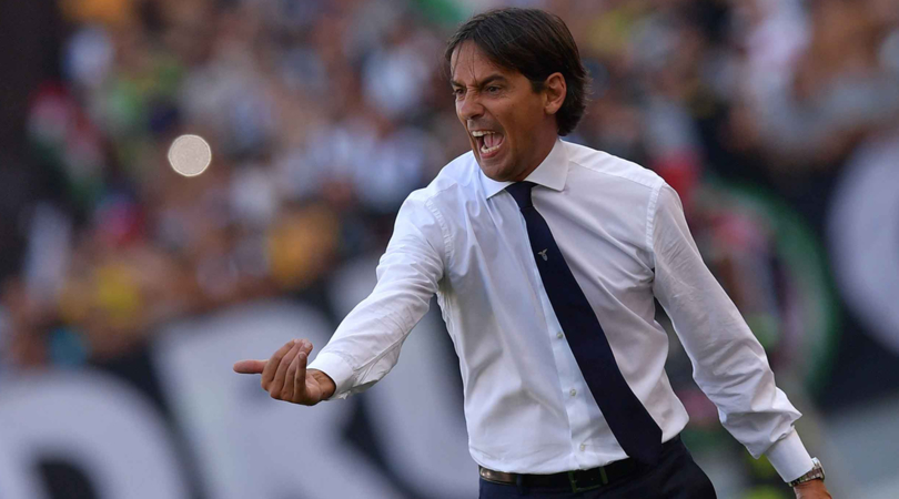 Inzaghi derby Rona-Lazio
