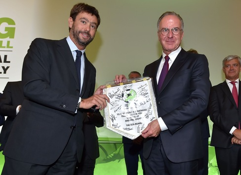 European club association, agnelli
