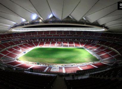 Wanda Metropolitano, Atletico Madrid