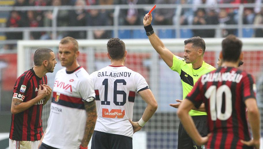 Milan, è arrivata la decisione del Giudice Sportivo su Bonucci