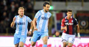 Bologna-Lazio tabellino pagelle