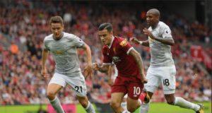 Liverpool-Manchester United tabellino