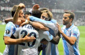 Nizza-Lazio tabellino e pagelle