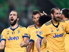 Sporting Lisbona-Juventus analisi tabellino