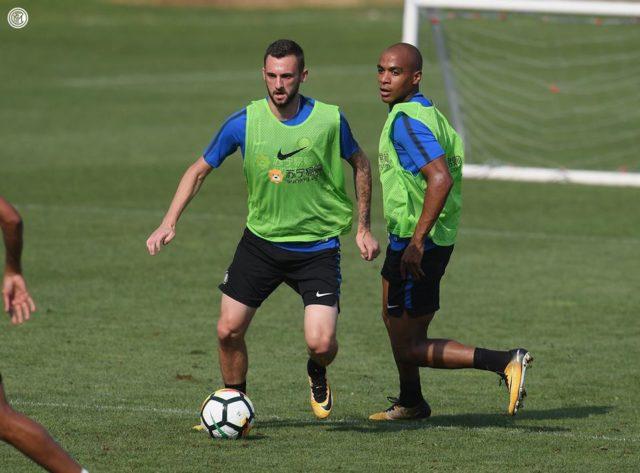 Joao Mario e Brozovic, Inter
