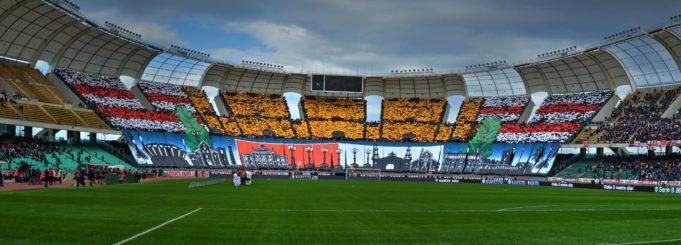 Serie b, Bari-Foggia