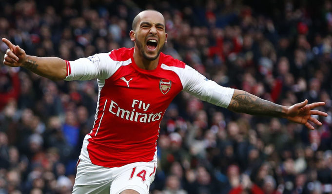 Arsenal Walcott