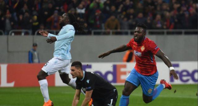 Steaua Bucarest-Lazio Europa League