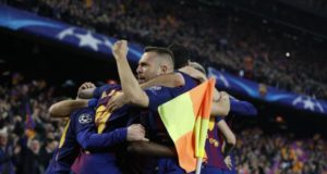 Barcellona Chelsea Champions