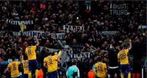 Tottenham Juventus Champions League