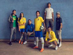 Maglia Brasile Nike