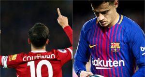 Coutinho Barcellona Liverpool