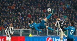 Cristiano Ronaldo Juve-Real