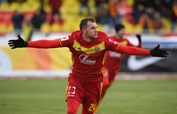 Dzyuba Zenit Mancini