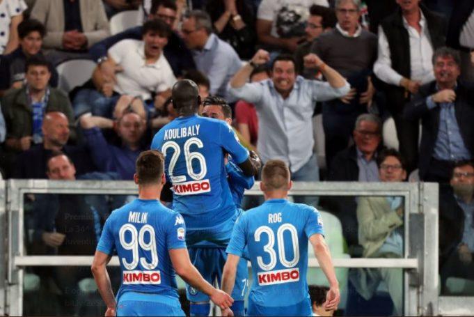Scudetto Juventus Napoli