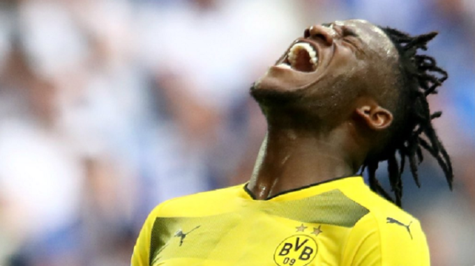 Batshuayi infortunio