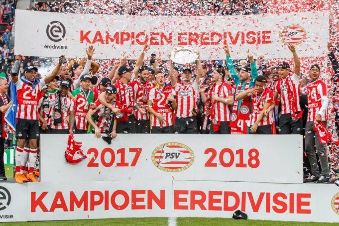 psv campione eredivisie olanda