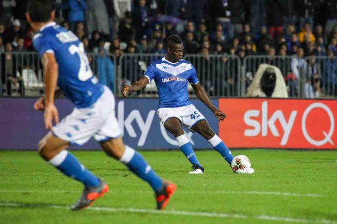 Brescia Inter probabili formazioni