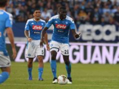 infortunio Koulibaly
