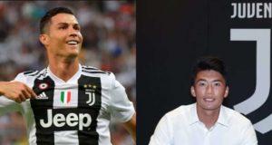 Cristiano Ronaldo Han Juventus