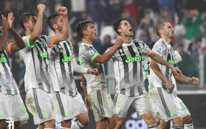 Juventus maglia