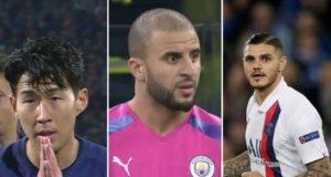 cinque cose Champions League