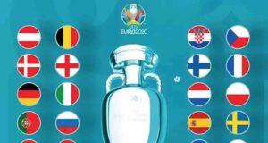 squadre qualificate Europei 2020