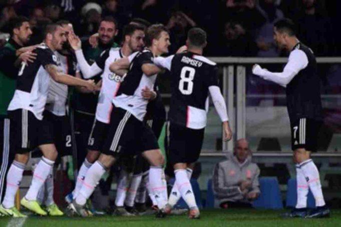 Juve Lazio formazioni