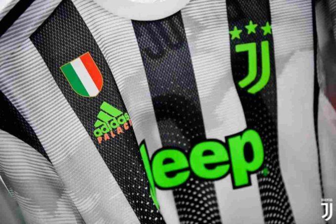 maglia Juventus Palace