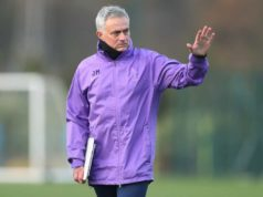 mourinho tottenham